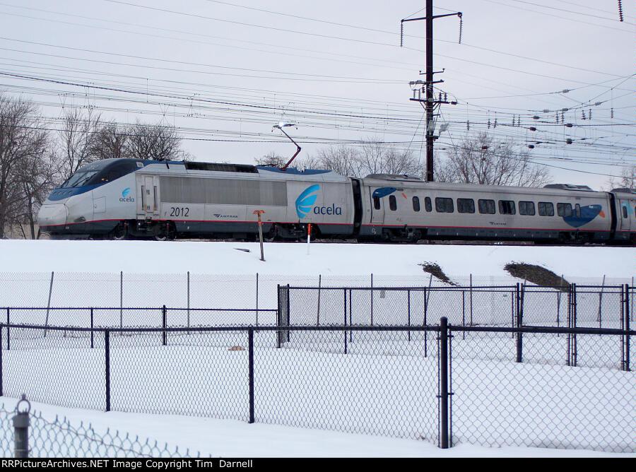 AMTK 2012 on train 2216.